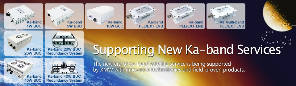 Supporting New Ka-Band Services